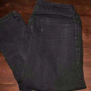 Black Skinny jeans for Woman